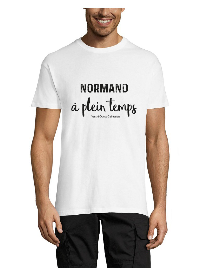 T Shirt - Normand à plein temps