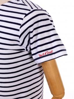 T Shirt Marinière - Miles - 2