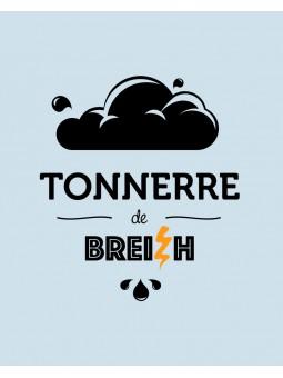 T Shirt - Tonnerre de Breizh