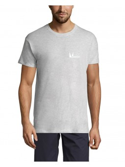 T Shirt Marin - Coup de pinceau