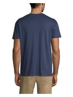 T Shirt marin - Hissez Haut