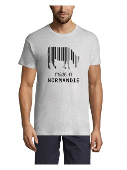 T Shirt - Code Barre Normand