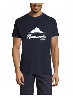 T Shirt - Mont Saint Michel