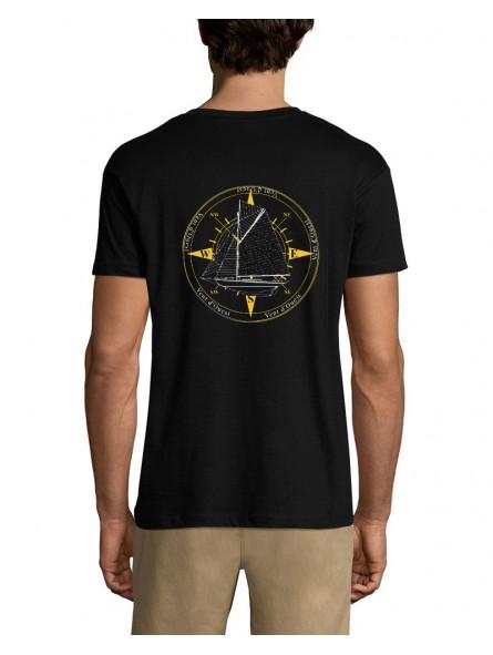 T Shirt Marin - grand Voilier
