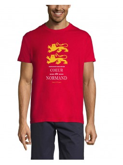 T Shirt - Cœur de Normand