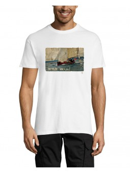 T Shirt Marin - Vieille Photo