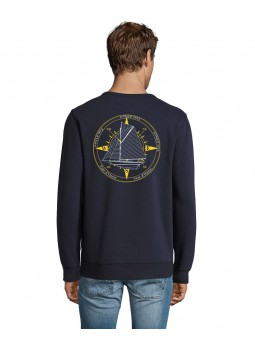 Sweat col rond - Grand Voilier
