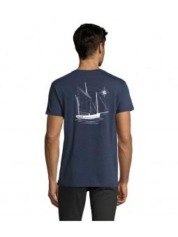 T Shirt Marin - Gréément