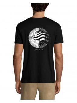 T Shirt Marin - Terre de Marins noir